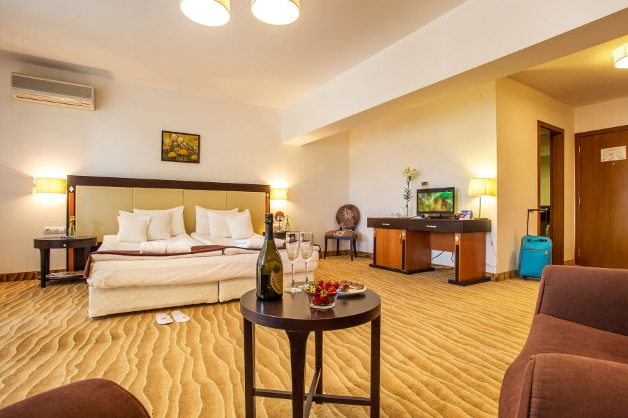 Two Day Spa Relax In Hotel Kamengrad