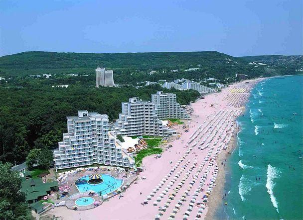 Bulgarien Hotel Slavuna Beach