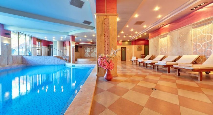 SPA relax in Hisarya in May