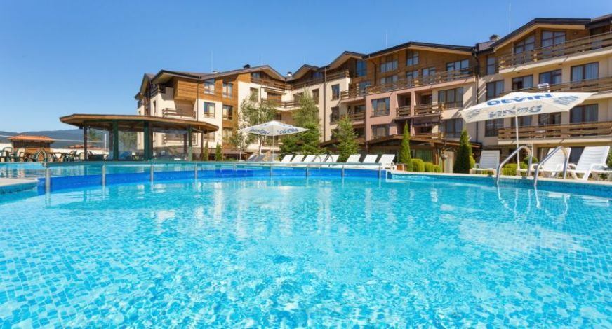 All inclusive summer offer Green Wood bansko