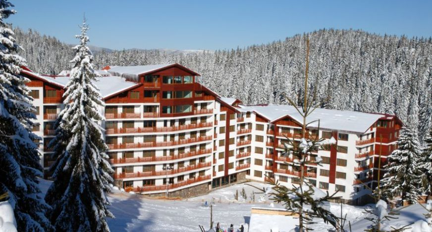 SKI vacation for two in Pamporovo, Bulgaria