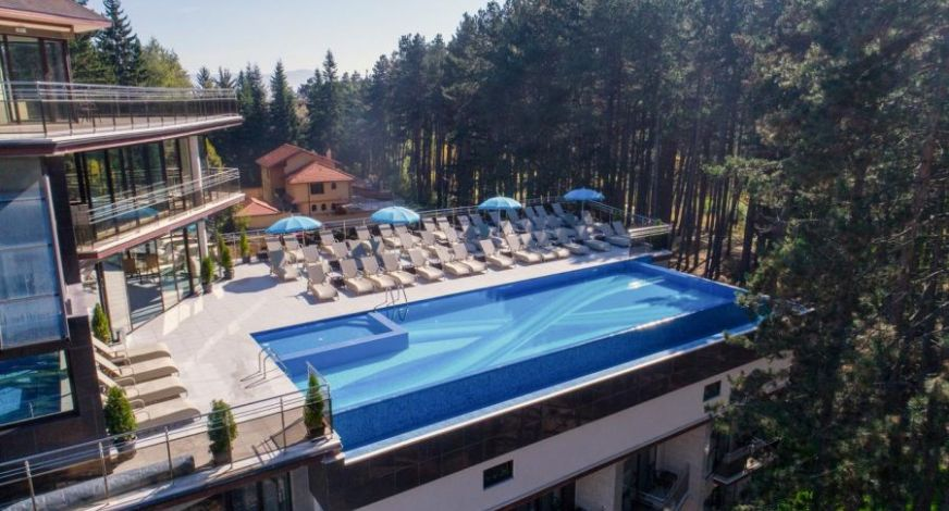 SPA weekend at Infinity Spa and Park hotel  - Velingrad